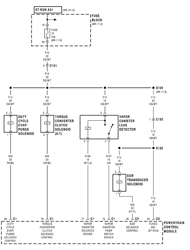 ldpschematic 1997 neon leak detection pump www neons org Evap Leak Detection Pump at reclaimingppi.co